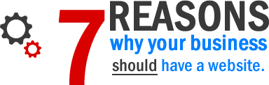 7 reasons why your business should have a website