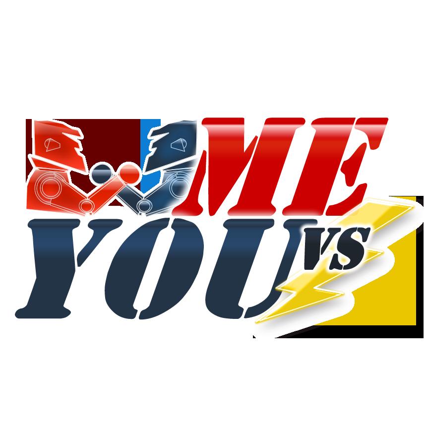 Logo design Me vs You