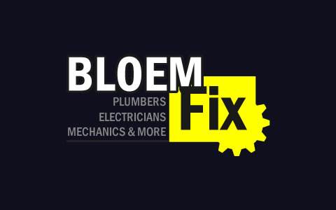 "Logo Design - ""Bloem Fix"" 