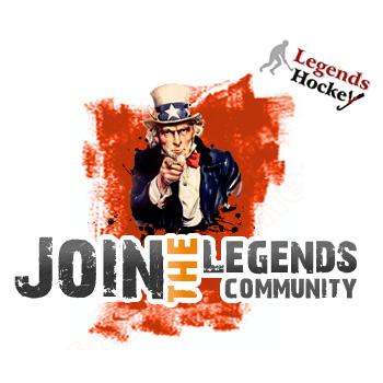 "Promotional Design - ""Join the Legends"" 