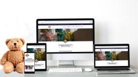 Website designs 2019 Itumeleng Community Trust