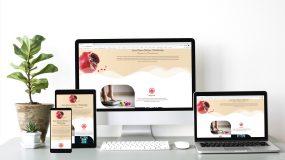 Website designs 2020 L Deacon Dietician