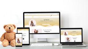 Website designs 2021 Yash Baby Wear